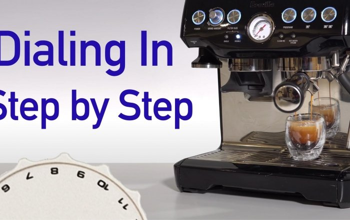 Dialing In Breville Barista Expresso Machines