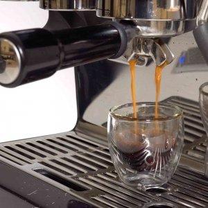 Underextracted espresso
