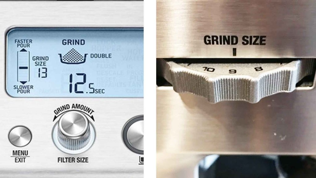 Barista Express Grinder Adjustment