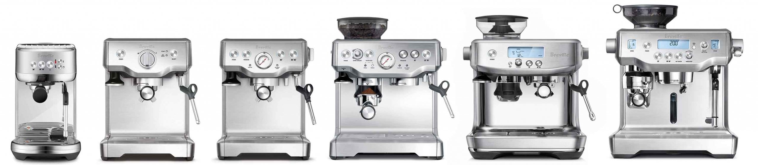 which breville espresso machine is best?