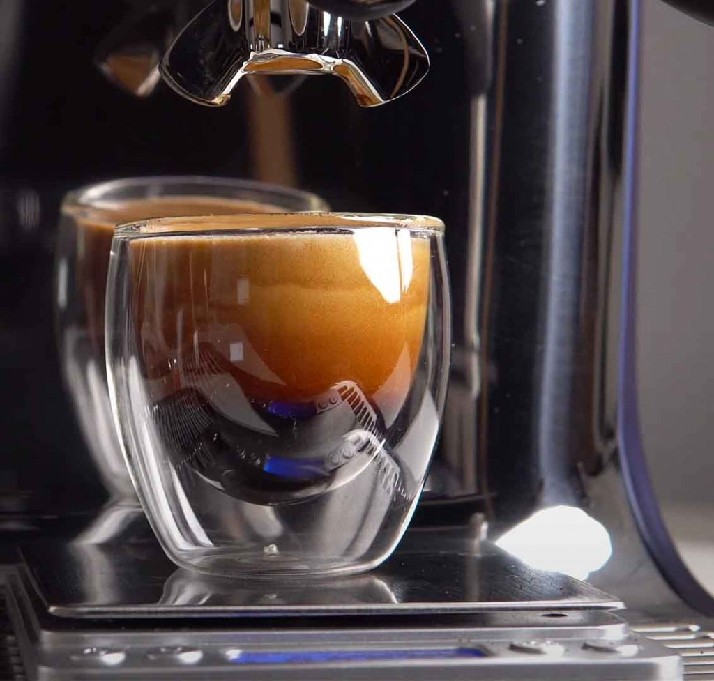 Espresso layers