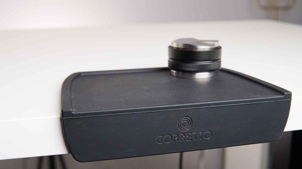 espresso tamping mat