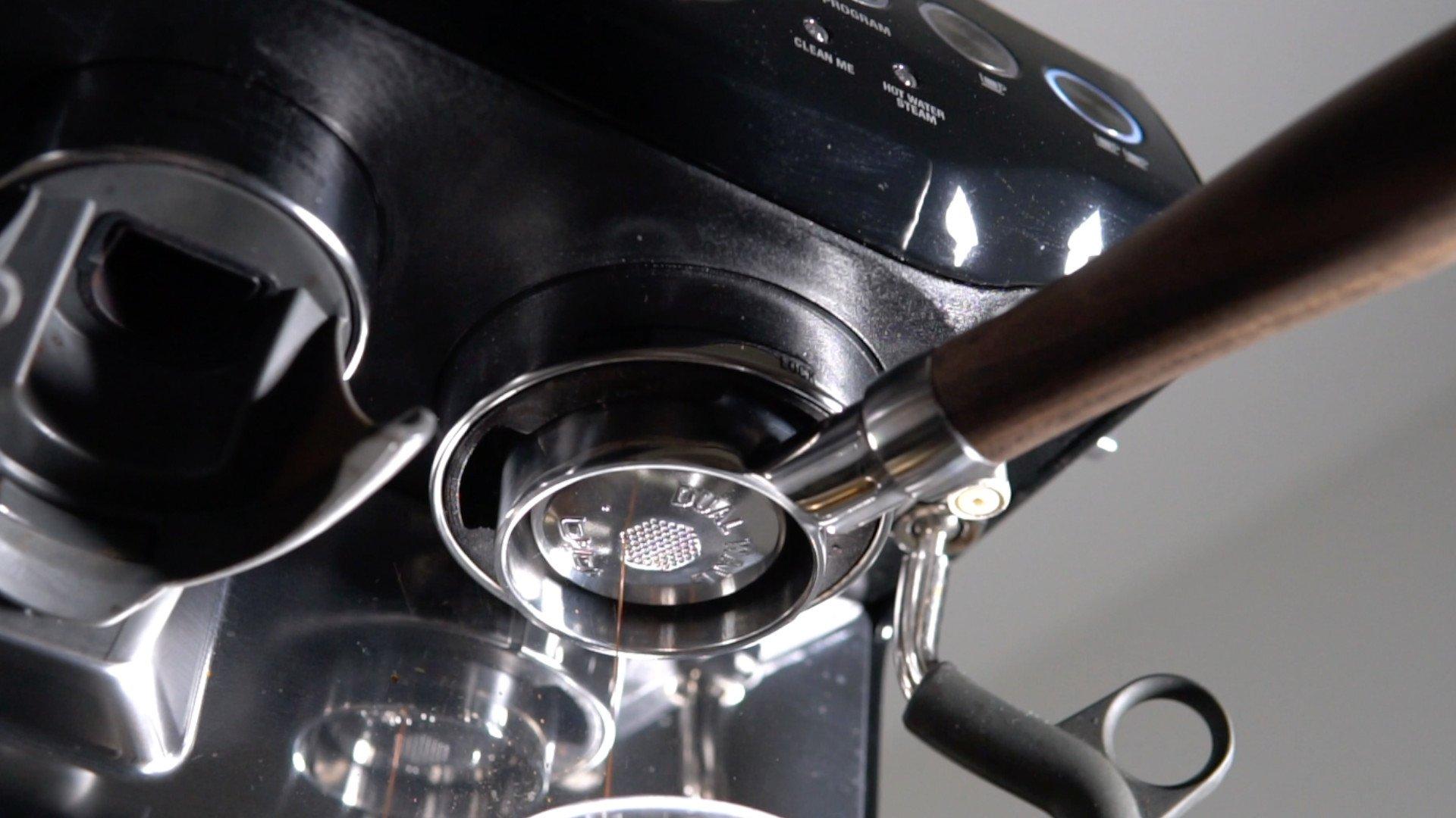 Pressurized Espresso Basket